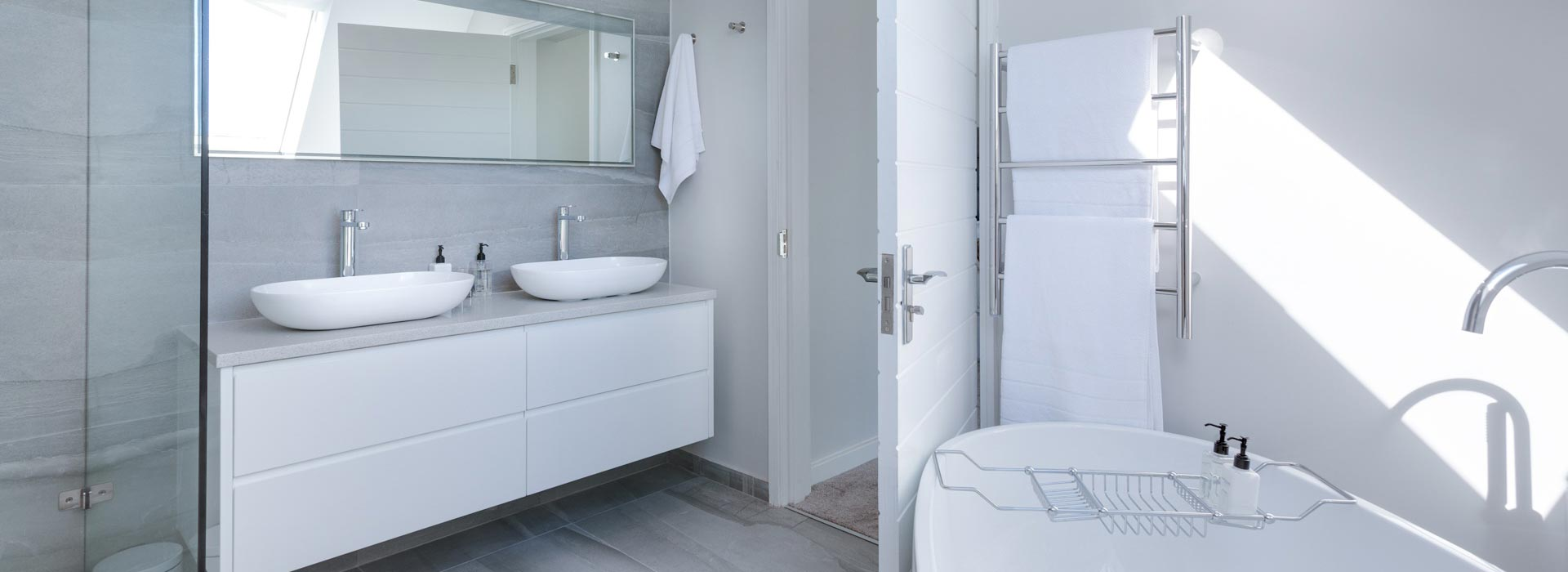 Badsanierung mit Meyer Haustechnik