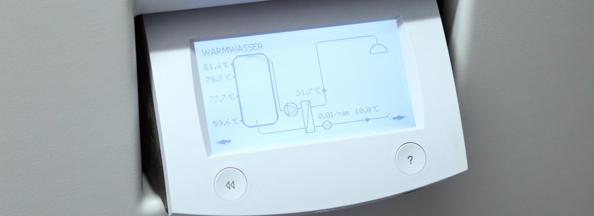 Kundendienst mit Meyer Haustechnik